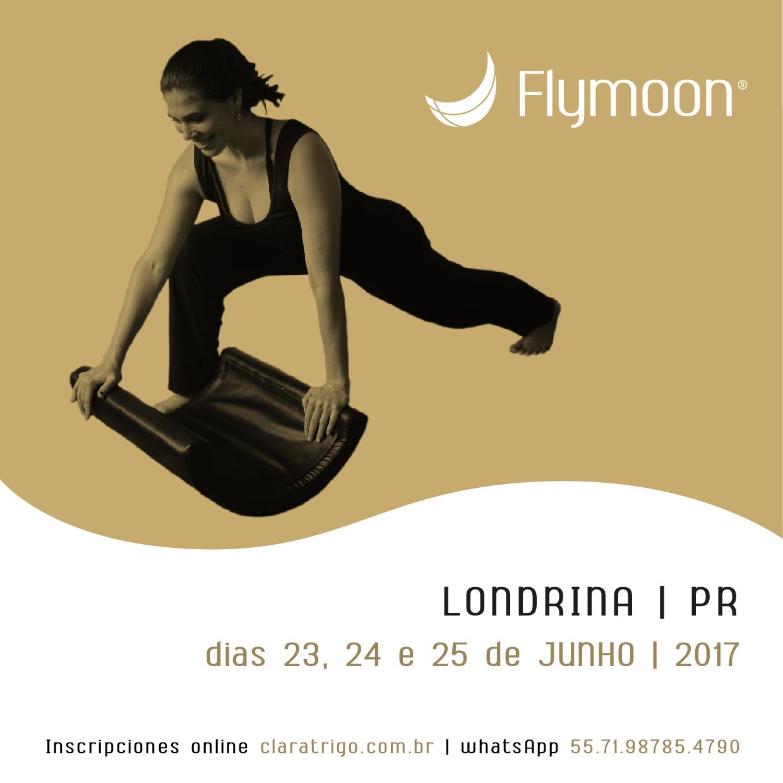 Formação Flymoon® Londrina! 23, 24 e 25/06