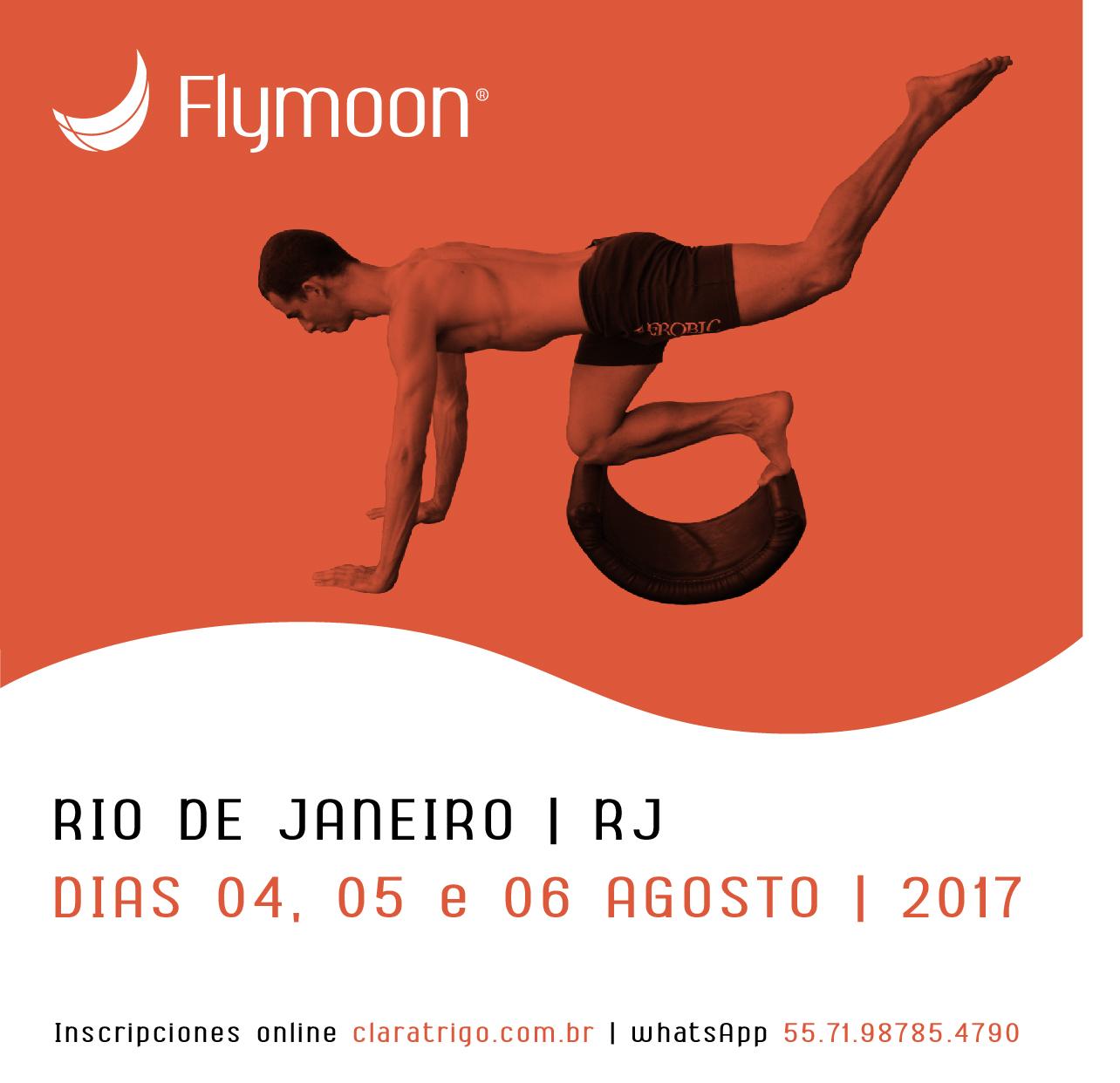 Formação Flymoon® Rio de Janeiro 04, 05 e 06/08